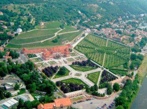 Чехия. Замок Троя
